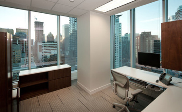 Corner Office W...