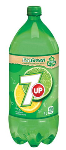 Squishy Drink Bottles : PepsiCo Canada PepsiCo Beverages Canada Unveils the 7UP EcoGreen    Bottle, Canada s First Soft ...