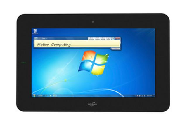 cnw telus lance la tablette pc cl900 de motion pour professionnels mobiles. Black Bedroom Furniture Sets. Home Design Ideas