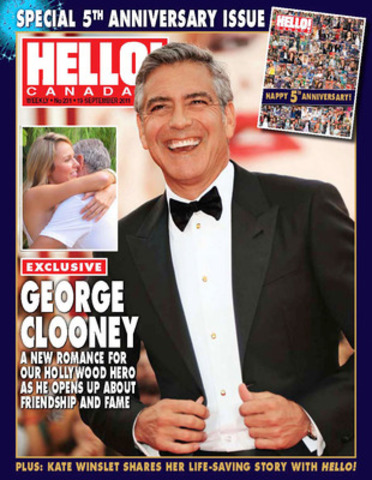 Hello canada celebrates hollywood style and its 5th for Anniversary magazine