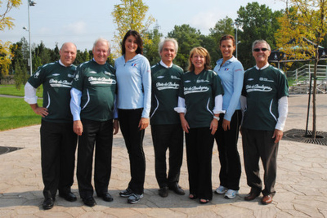 Visite officielle des nouveaux plateaux sportifs du  ~ College Bois De Boulogne Montreal