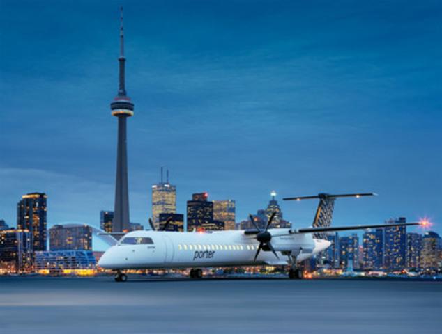 Porter airlines celebrates 5 years of 39 flying refined 39 for Porter porter