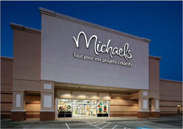 arts crafts retailer michaels to open 7 stores in qu bec On michaels arts and crafts ct