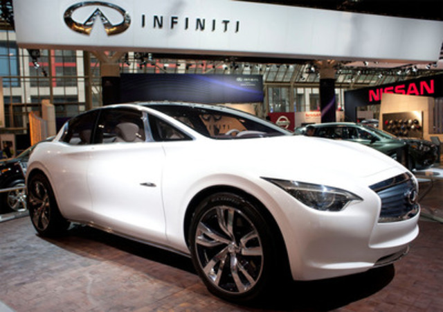 Infiniti Group International Hot Model Fukers