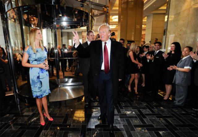 - The Trump Family and Talon International Development Joins Trump ...