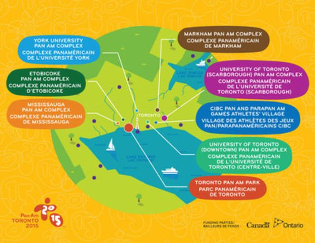 Toronto 2015 pan parapan american games the quot people s games