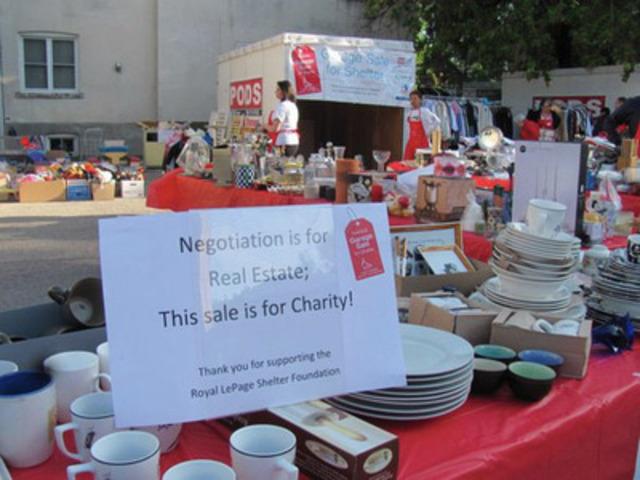 Garage Shelter Funny : National garage sale for shelter raises more than