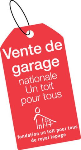 Cnw la vente de garage nationale au profit de la for Garage pour tous
