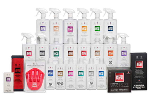 Autoglym Premium Car Care