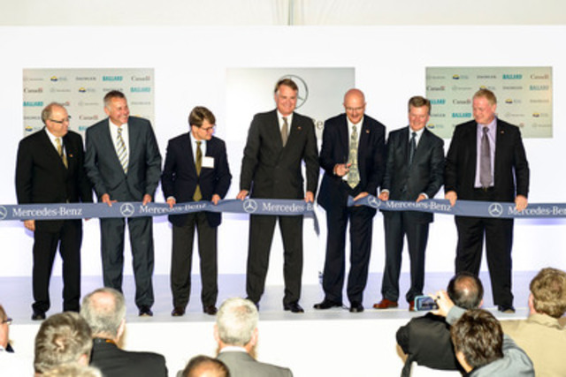 Mercedes-Benz opens the world's first facility dedicated to