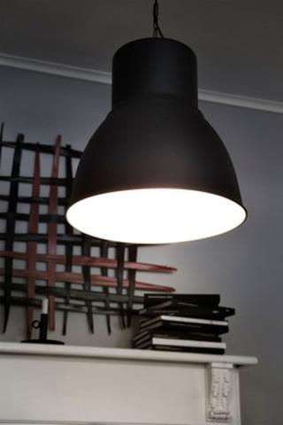 Suspension Industrielle Ikea