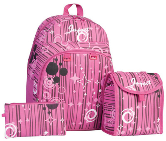backpack with lunch bag and pencil case $ 7 98 cnw group staples ...
