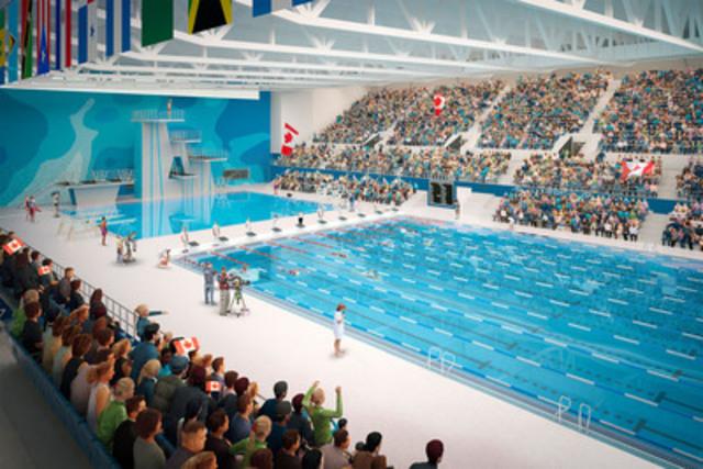 Aquatics centers swimming arenas page 4 skyscrapercity for Pool show toronto 2018