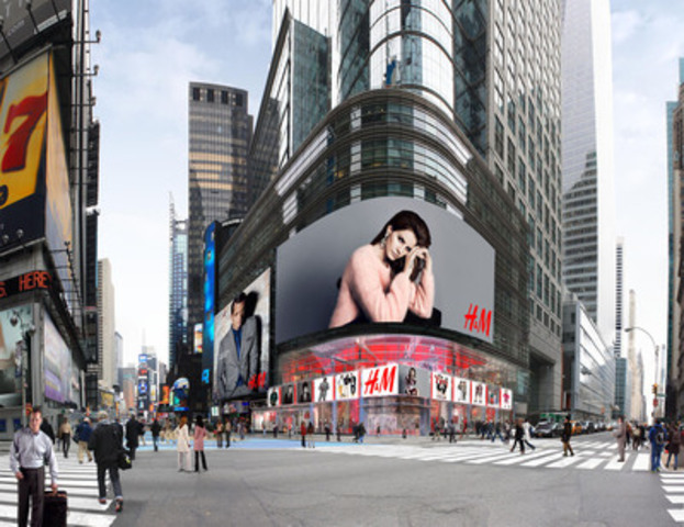 to Open a New 42,500 sq ft Store in Times Square