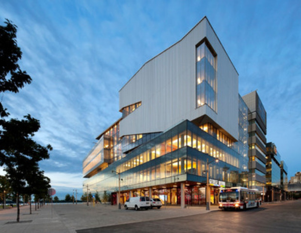 George Brown College Builds A Striking New Campus Of Health And Wellness On Toronto Waterfront