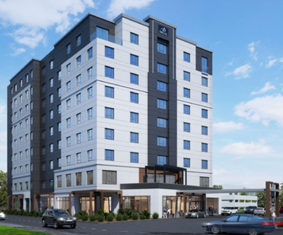 Cnw delta hotels and resorts announces new waterloo for Modern hotel