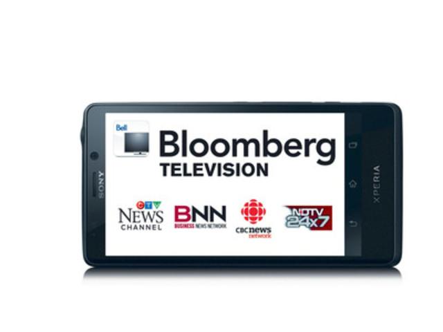 mobili tv belli : 30 live channels on bell mobile tv deliver the most popular news ...