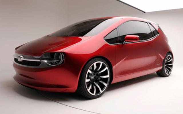 Honda GEAR Concept Makes Global Debut at the Montreal