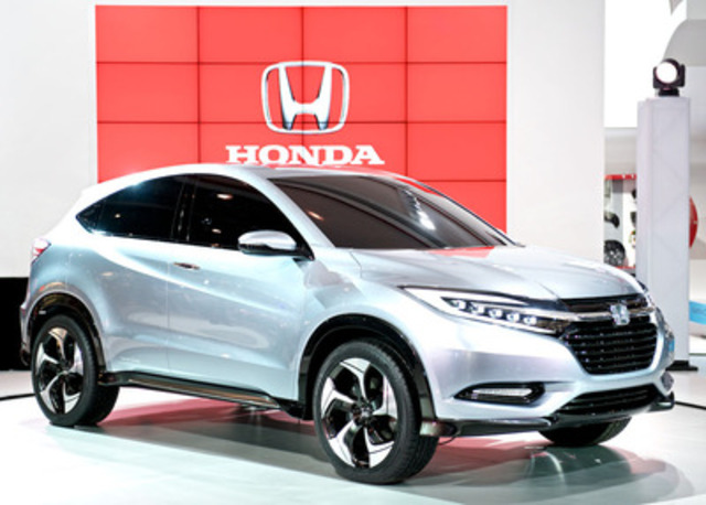 in exciting new concepts and 2013 lineup toronto feb 14 2013 cnw honda