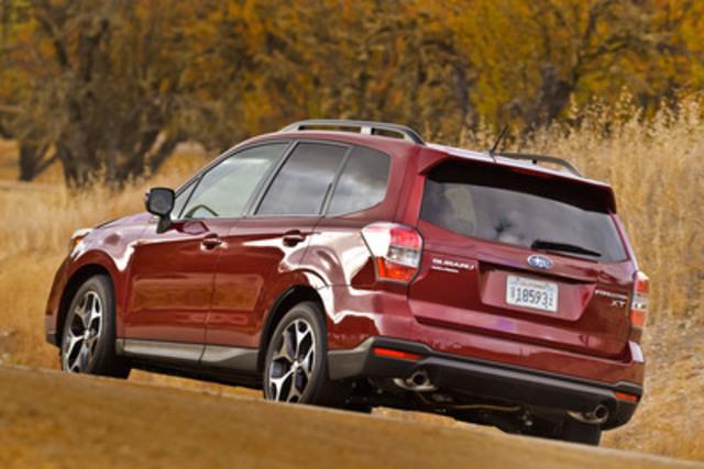 Subaru forester 2013 тест драйв фото