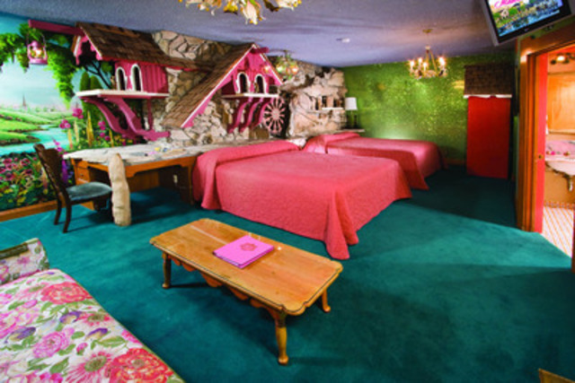 Madonna Inn Hotel Rooms