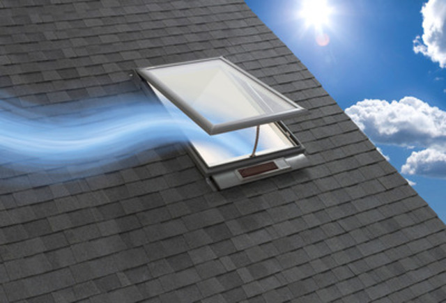 Let The Sun Shine In Velux Introduces North America S