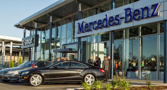 Image gallery mercedes dealership for Mercedes benz dealerships in california