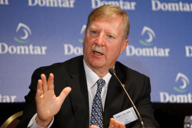 Domtar Corp : Domtar Corporation reports preliminary second quarter ...