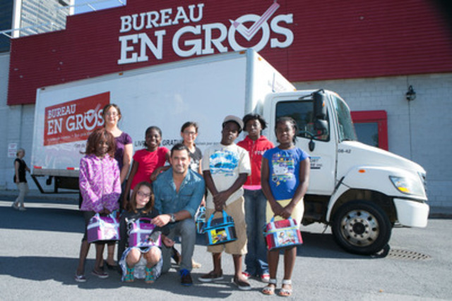 Bureau en gros launches its th fundraising campaign in support of
