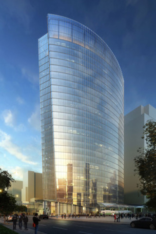 Cnw manulife to build new 27 storey office tower in calgary for Building an estate