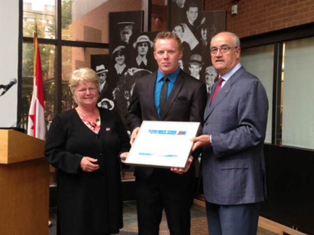 Minister Fantino and Minister Shea Present Awards of