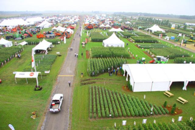 Un nombre de visiteurs sans pr c dent expo champs 2013 - Nombre de visiteurs salon de l agriculture ...