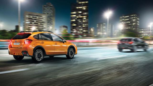 2014 Subaru XV Crosstrek: Urban, Stylish Design with Exceptional SUV Capability - Press Release ...