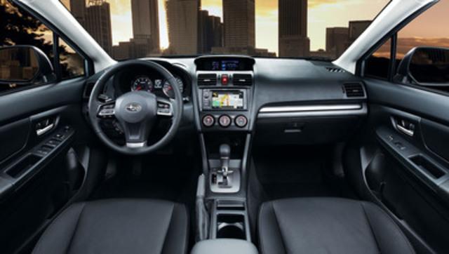Cnw 2014 Subaru Impreza Fuel Efficient And Fun To Drive