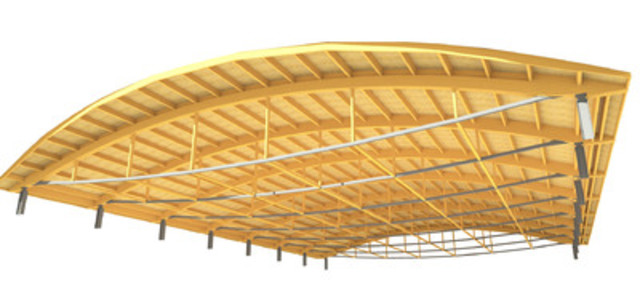 cnw des contrats de plus 10 m pour nordic structures. Black Bedroom Furniture Sets. Home Design Ideas