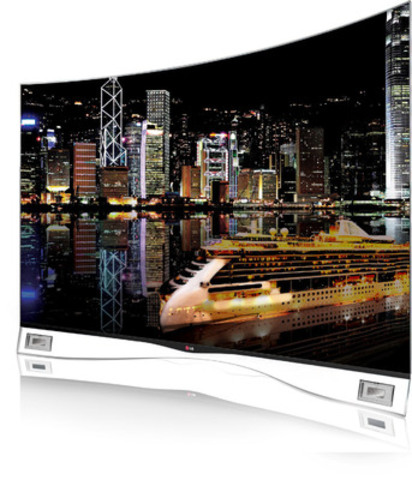 Loganidkgs soup 1 as of october 29 2013 image with caption lgs curved oled tv 55ea9800 the worlds first thx certified curved oled tv cnw grouplg electronics biocorpaavc