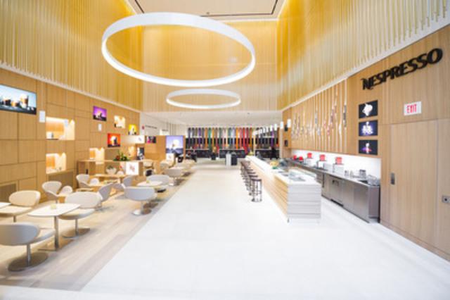 Nespresso Unveils Flagship Boutique Bar in Toronto -> Nespresso Toronto