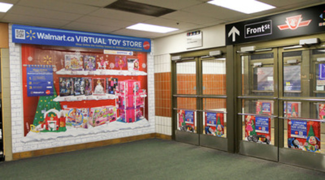 Toys From Walmart : Mattel and walmart canada offer holiday shoppers toys on