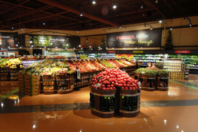 Cnw Sobeys Invites Shoppers To Visit Its First Sobeys