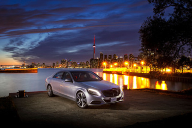 Mercedes benz s class named best new prestige car by the for Mercedes benz richmond bc