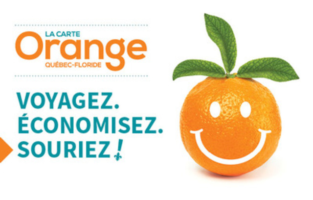 Carte orange une nouvelle carte de rabais et privil ges for Chambre de commerce quebec floride