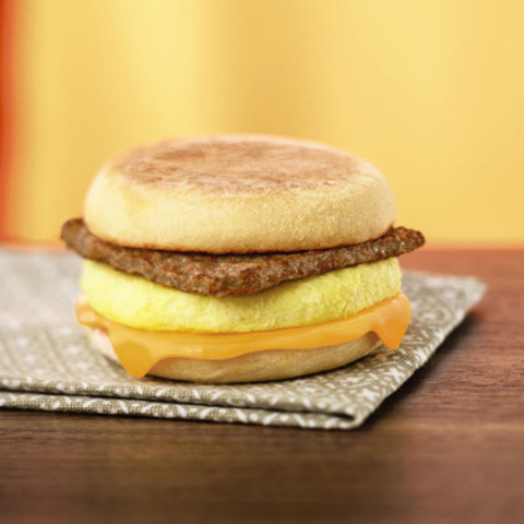 ... rush with the new Tim Hortons Turkey Sausage Breakfast Sandwich