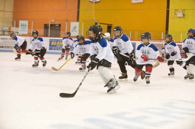 2 721 Kids In The Game And Counting With Hyundai Hockey Helpers