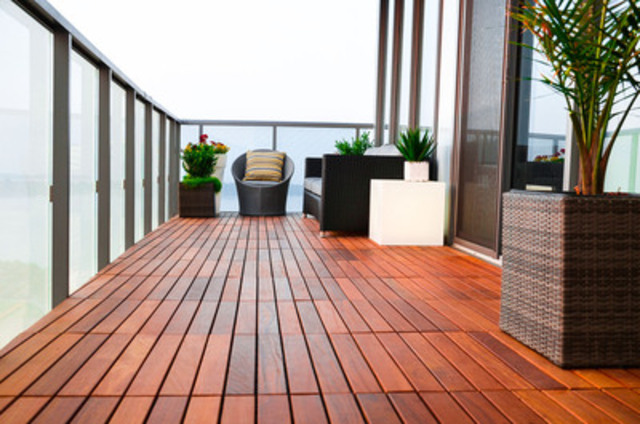 KANDY Outdoor Flooring Urbanization And Condo Living Trends Spark