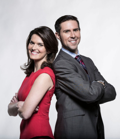 Sportsnet Announces James Cybulski And Caroline Cameron As New Connected Morning Anchors