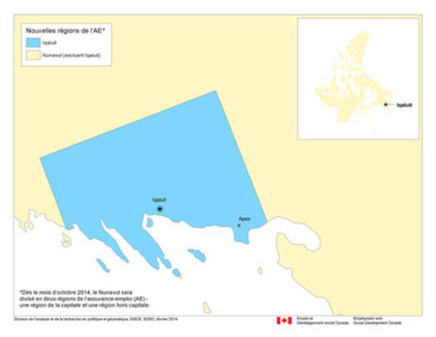 Du nord ouest groupe cnw emploi et développement social canada