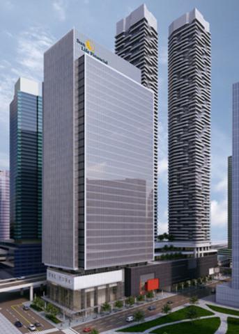 Condo Floor Plans Toronto Sun Life Financial Sun Life Financial To Relocate