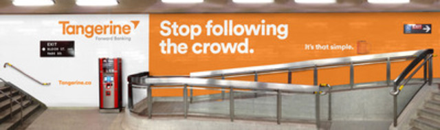 Tangerine launches biggest, most innovative advertising campaign ...