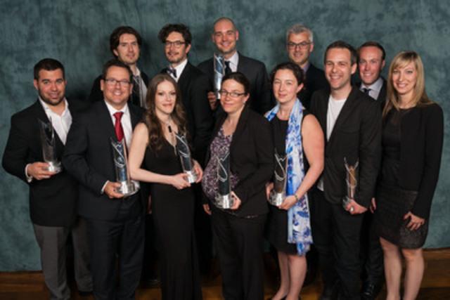 Concours provincial arista 2014 les laur ats de la for Chambre de commerce montreal