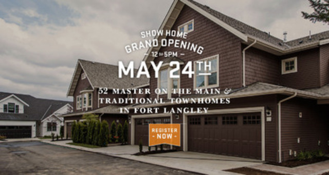 Grand occasion final release fort langley homes for Langley home